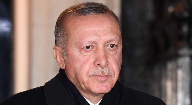 """Ердоган: """"Мирният план"""" на Тръмп за Близкия изток е празна мечта"""