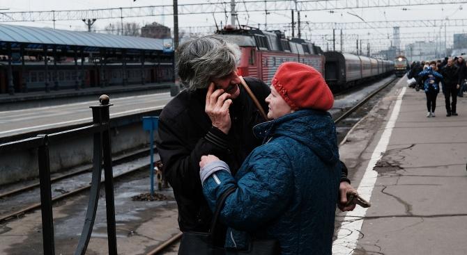 Сигнал за бомба във влак в Русия