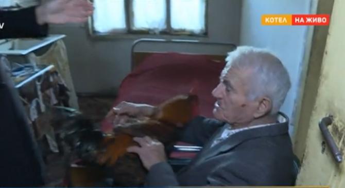 Крадци отвлякоха петел от пенсионер и поискаха откуп