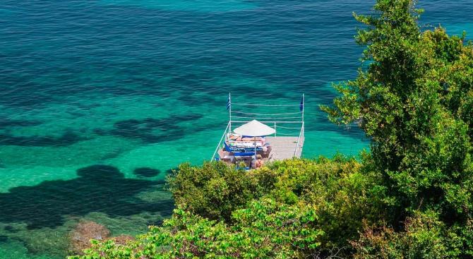 """Дял от """"Гръцките Малдиви"""" се продава на търг"""