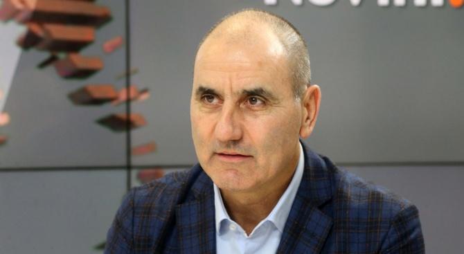 Цветанов: Темата за импийчмънт е повече политически блъф, отколкото реалност