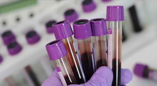 От днес всяка единица дарена кръв ще бъде изследвана с NAT-технология