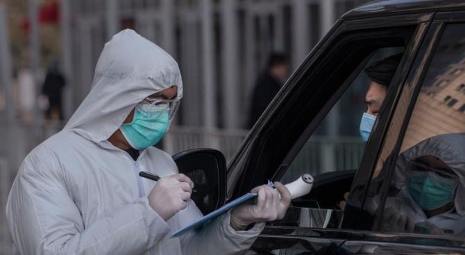 Руските власти в Екатеринбург са поставили под карантина новопристигнал китайски