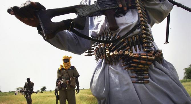 Най-малко 30 души са убити, незивестен брой жени и деца