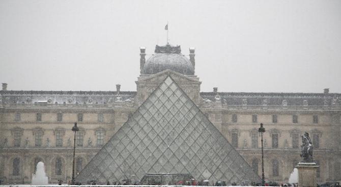 Отмениха българската изложба в Лувъра