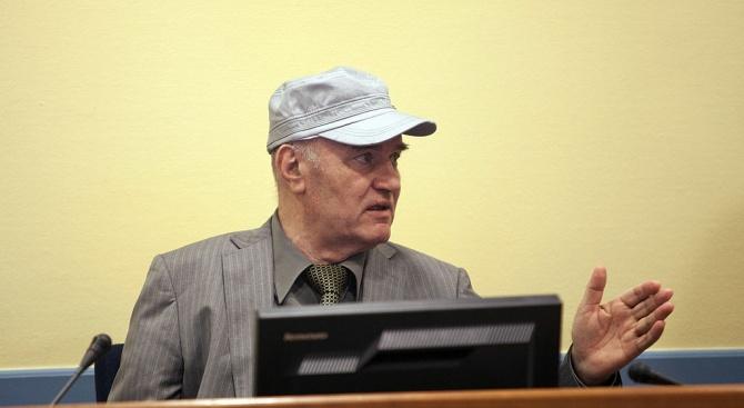 "Журналист ""погреба"" Ратко Младич"