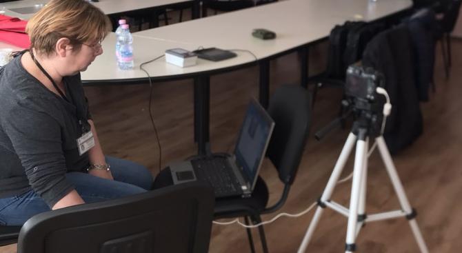 """Мобилна станция на сектор """"Български документи за самоличност"""" работи днес"""