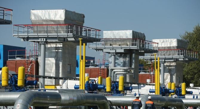 """Газпром"" може да увеличи доставките по ""Турски поток"" за Европа"