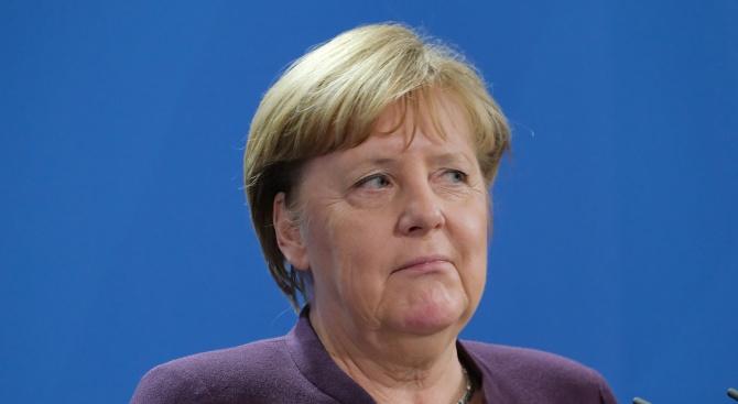 """""""Алтернатива за Германия"""" подава жалба срещу Меркел заради нейни изявления по повод кризата в Тюрингия"""