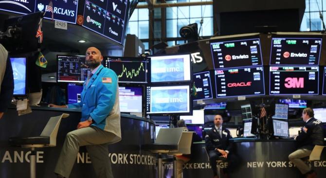 Два от трите основни индекса на Нюйоркската фондова борса приключиха
