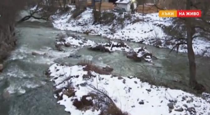 Очакват се пробите от реките, които бяха замърсени късно вчера