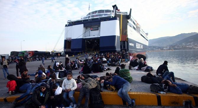 """Екипажът на спасяващ мигранти германски кораб получи тазгодишната награда на """"Амнести интернешънъл"""""""