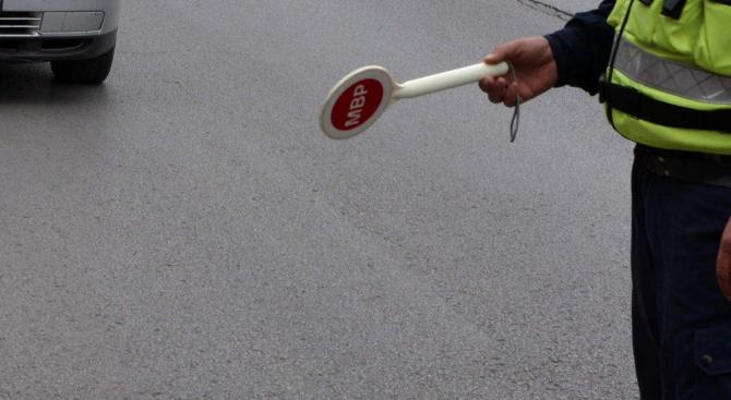 Спипаха пиян шофьор във Велико Търново