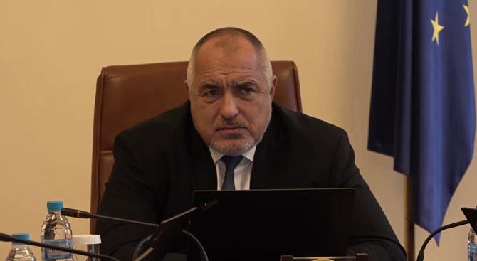 Бойко Борисов: Скъпо ще е, но ще гласуваме машинно!
