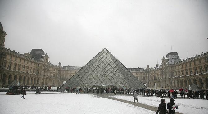 """Официално: Българската изложба в """"Лувър"""" е отменена"""