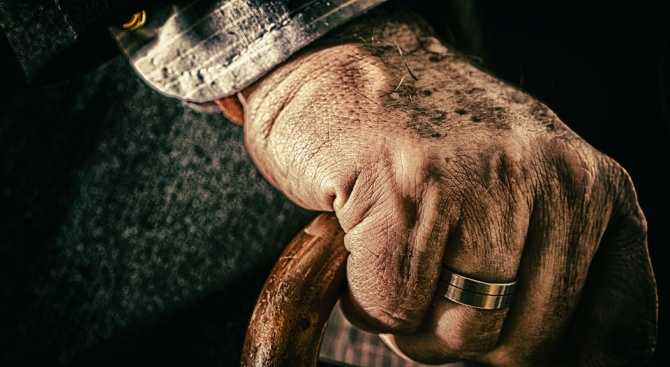 Читецу Ватанабе, който е на 112 години и живее в
