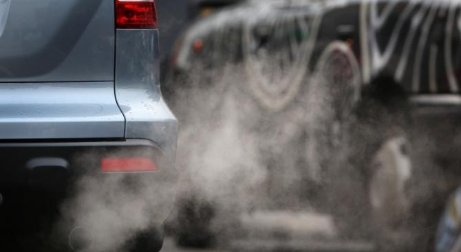 60 коли в София са проверени за замърсяване на въздуха. Спряха автомобил от движение