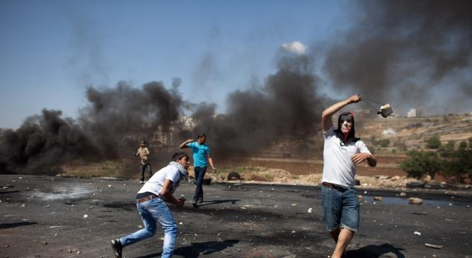 Сблъсъци между американци и местни в Сирия