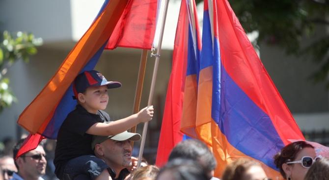 Сирия призна Арменския геноцид на фона на напрежението с Турция