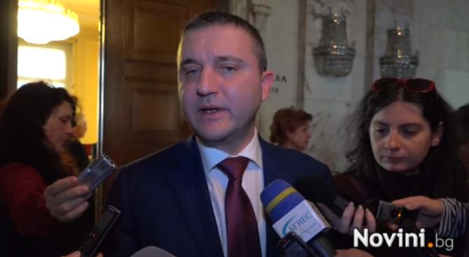 Горанов: Лотарията вече ще се организира само от БСТ, щетите за бюджета са за около 560 млн.