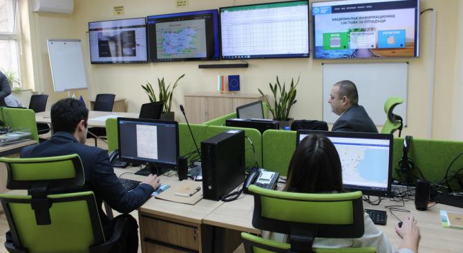 Нов координационен център на МОСВ ще следи управлението на водите, отпадъците и качеството на въздуха