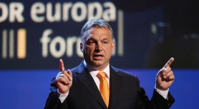 Орбан готви национално допитване за изплащането на обезщетения на роми и затворници