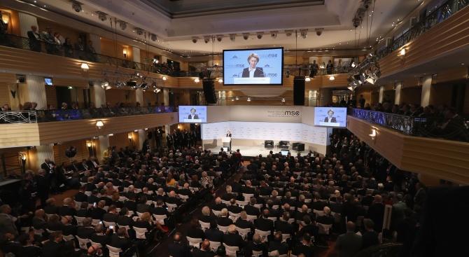 В Мюнхен започва ежегодната Международна конференция по сигурността