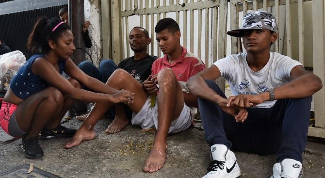 Икономическата криза усложнява сексуалния живот на младите венецуелци