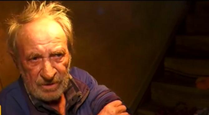 Маскиран почукал на прозореца на дядо, за да го пребие и ограби