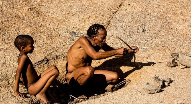 """""""Призрачна популация"""" е живяла в Африка преди 500 000 години"""