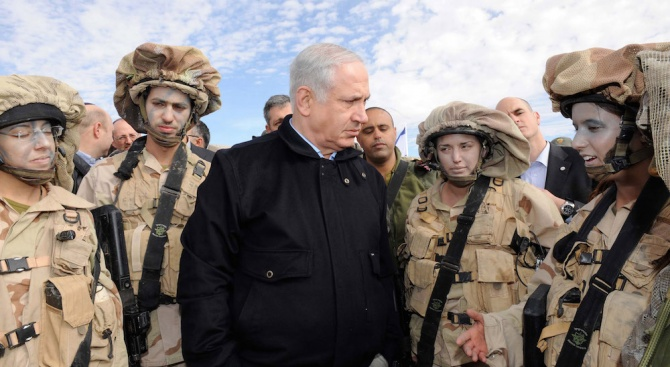 Бенямин Нетаняху за ударите в Дамаск: Питайте белгийските ВВС