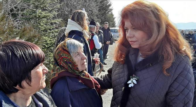 Вицепрезидентът настоя: Държавата да се върне в селата