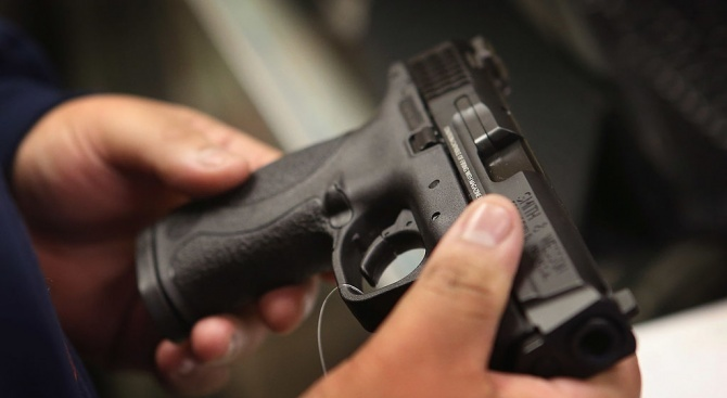Учител изпусна пистолет в класната стая в силистренско училище