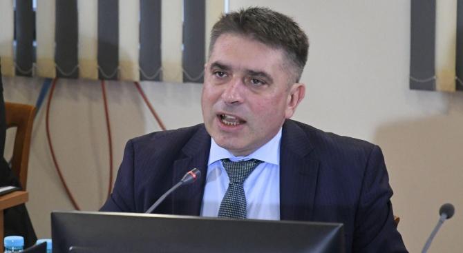 Данаил Кирилов с допълнение към предложението си за уволнението на съдия Андон Миталов