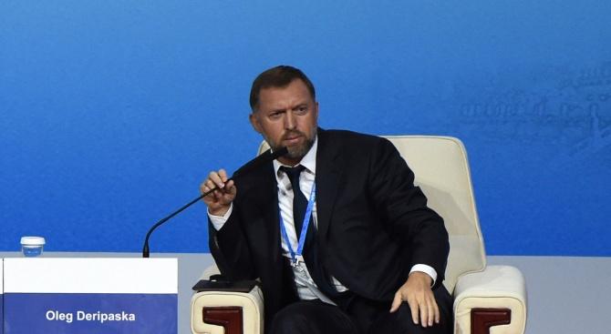 Олег Дерипаска скочи на Financial Times