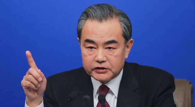 Външният министър на Китай отхвърли в Берлин критиките относно човешките права