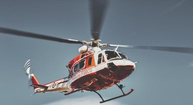 България би могла да купи два хеликоптера за медицинско спасяване