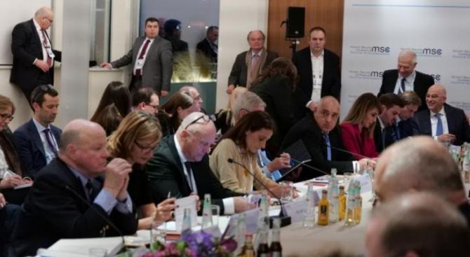 Борисов: Западните Балкани не са на кръстопът за европейската си перспектива