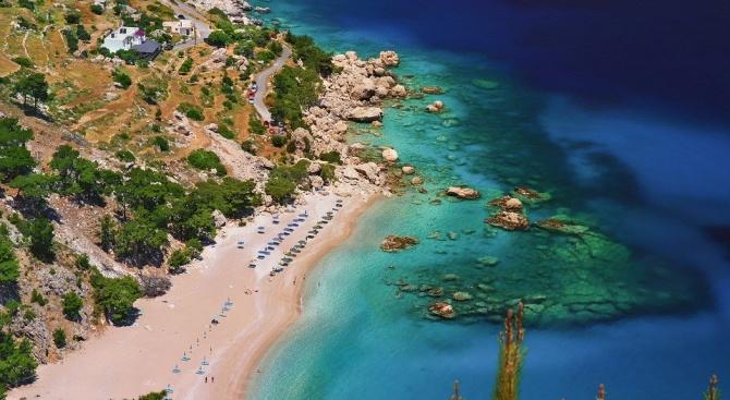 Подводно земетресение от 4,8 разтърси гръцкия остров Карпатос