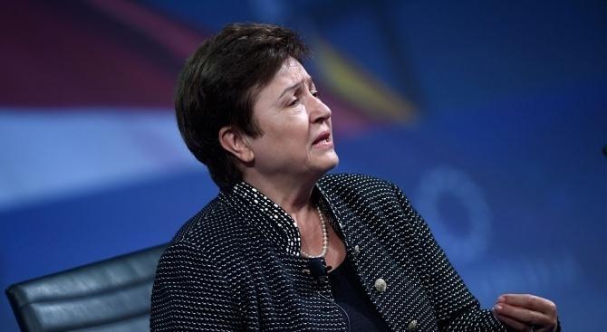 Кристалина Георгиева с коментар за въздействието на коронавируса върху световната икономика