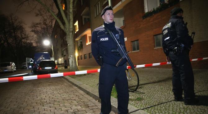 Стрелба в Берлин, има жертва и ранени