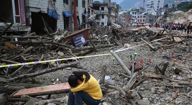 Земетресение с магнитуд 5,6 разтресе границата между Китай и Киргизстан