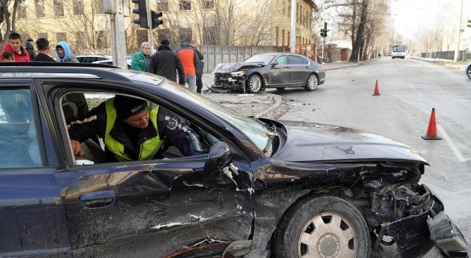 Двама души са загинали при катастрофи през изминалото денонощие в страната