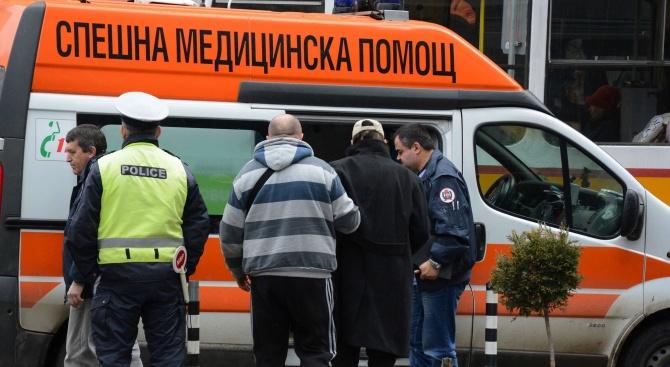 """Хора са загинали на новостроящ се участък от АМ """"Хемус"""" край село Буховци"""