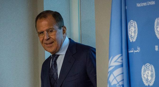 Сергей Лавров: Имаме много добри отношения с Турция