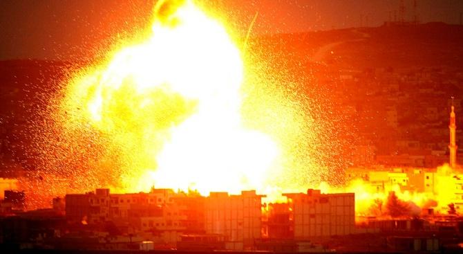 Ракети паднаха в близост до американското посолство в Багдад