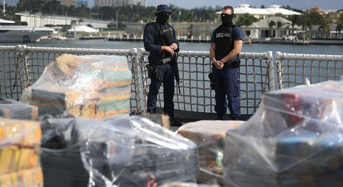 Властите в Коста Рика заловиха 5 тона кокаин, предназначен за Европа