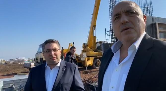 Борисов: Да гледам как километри ливади сме превърнали в магистрали ми е любимото