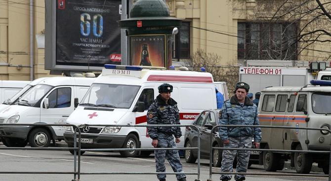 Мъж нахлу с нож в църква в Москва, има ранени