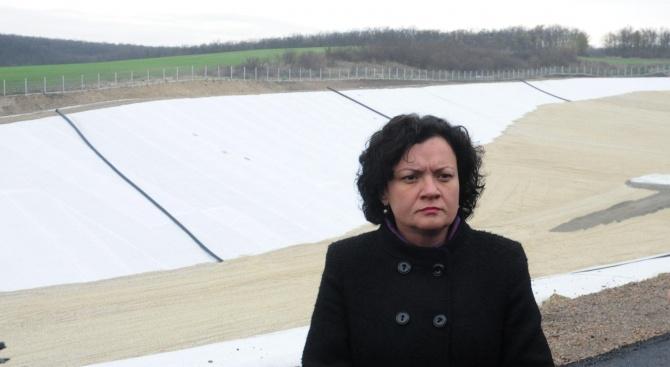 Ивелина Василева: Процедурата по ОВОС ще подсили превантивния контрол при изгарянето на отпадъци
